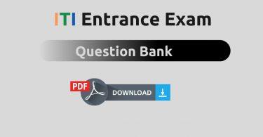 ITI Question Bank 2020